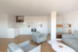 reforma apartamento granada cocina salon
