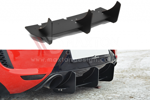 REAR DIFFUSER SEAT LEON MK2 MS DESIGN