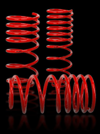 Punto Evo Sport Springs 35mm for Evo 1.4 16V/1.4 16V Turbo/1.3D/1.6D (09)
