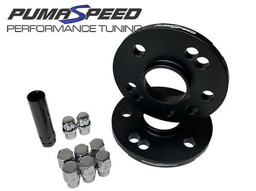 Pumaspeed Racing 12mm 4/5x108 Ford Wheel Spacers