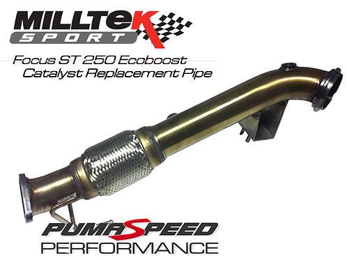 Milltek Sport Focus ST 250 Cat Replacement Pipe (Decat)