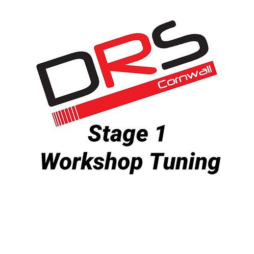 Fiesta MK7 1.6 TDCi 95ps Euro 5 Workshop OBD Tuning