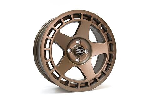 """DNT 17""""x7.5"""" ET40 4x108 wheels"""