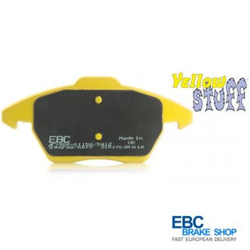 Fiesta MK8 ST Rear EBC Yellowstuff Brake Pads