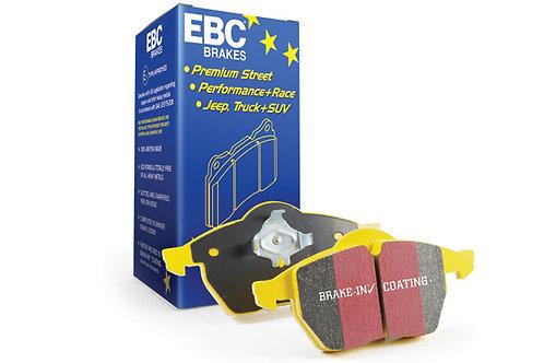 EBC Yellowstuff 4000 Series Street And Track Brake Pad Set To Fit Rear