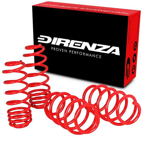 Direnza Fiesta mk7 1.0 Turbo, 1.6Ti-Vct, 1.4/1.5/1.6Tdci 45mm Lowering Springs
