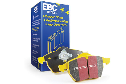 ST180 EBC Yellowstuff 4000 Series Street And Track Brake Pad Set To Fit Front