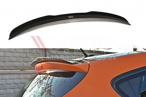 GLOSS BLACK SPOILER CAP SEAT LEON MK2 CUPRA / FR (FACELIFT)