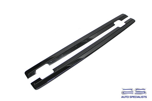AutoSpecialists Design Side Skirt Extensions for Fiesta Mk8 1.0 & ST-Line, Mk8 S