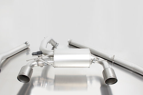 Remus Exhausts for Ford Focus MK3 RS 2.3l 2016> With Valve Control