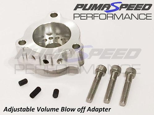 Pumaspeed Adjustable Blow Off Adapter - Fiesta ST180