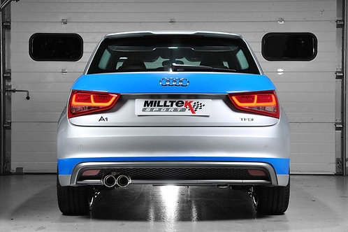 A1 S line 1.4 TFSI 185PS S tronic Cat Back Non Res