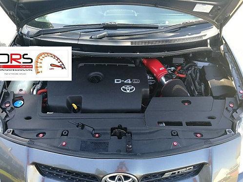 Toyota Auris MK1Engine Bay Dress up Kit