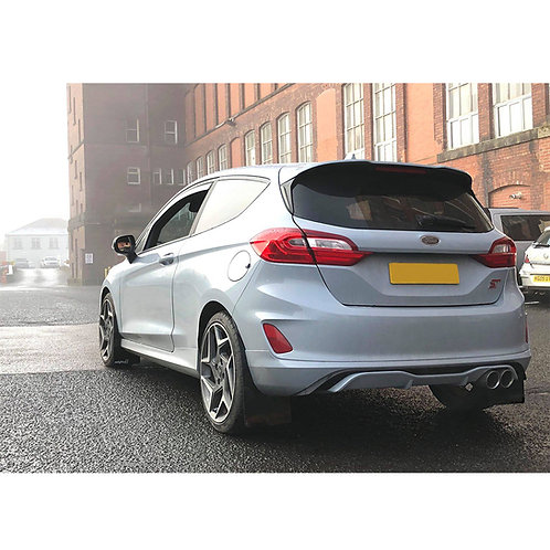 RALLYFLAPZ MUD FLAPS FOR FIESTA MK8 INCL. ST-LINE AND ST200