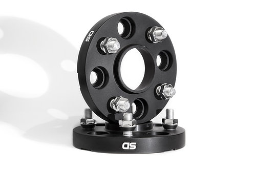 SD Wheel Spacers 4x108 - Fiesta Fitment - 2 Spacers (1 axle)