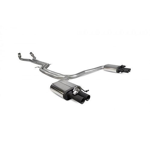 Scorpion Cat Back Exhaust Audi RS6 C7 4.0 TFSI