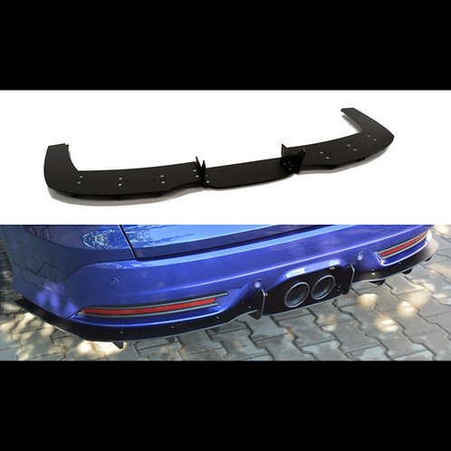 MAXTON REAR DIFFUSER FORD FOCUS 3 ST ESTATE (FITS ST ESTATE VERSION ONLY)