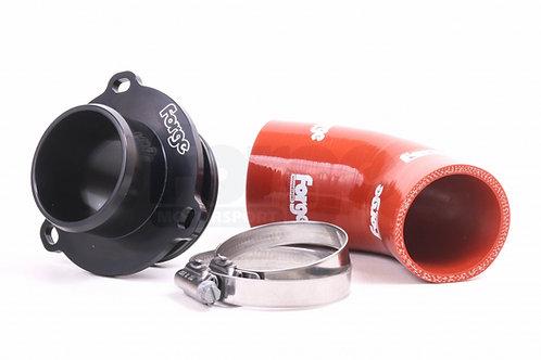 VW, Audi, and SEAT Turbo Muffler Delete Pipe (EA113 Engine)