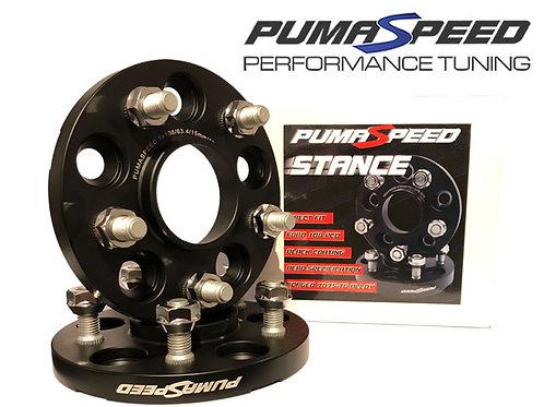 Pumaspeed Racing Ford 5 Stud Wheel Spacers
