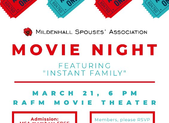 March: Movie Night