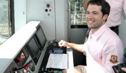 Inside Job: Metro Train Driver