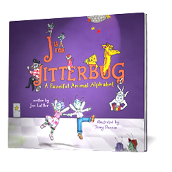 J is for JITTERBUG: A Fanciful Animal Alphabet