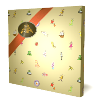 J is for JITTERBUG Gift-Wrapped!