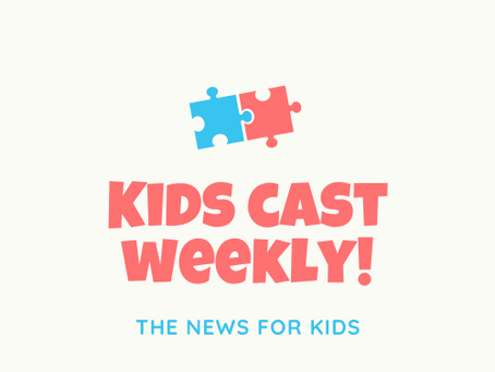Poetry Sighting: Wipeout! on the Kids Cast Weekly Podcast