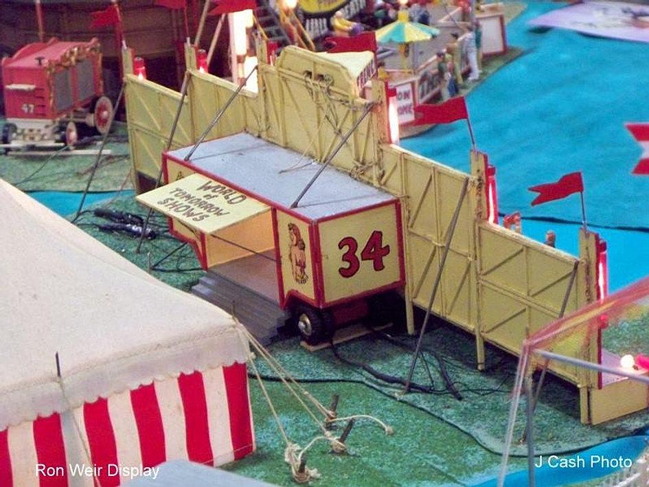 Circus Model Builders, Ringling Brothers Tribute