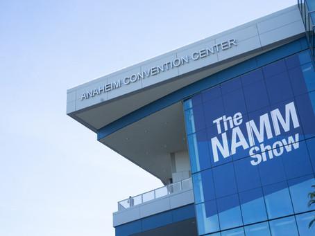 NAMM Show 20190124