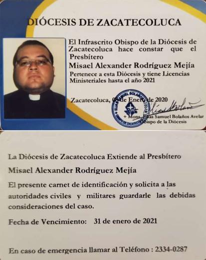 Der Padre Misael