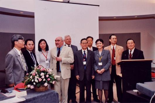 2004 Sitting up accreditation board of TCM