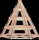 pirâmide 3D