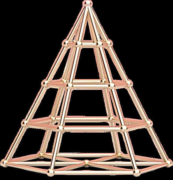 Pyramide 3D