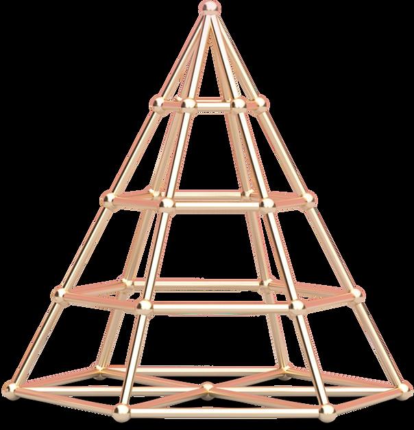 Piramide 3D