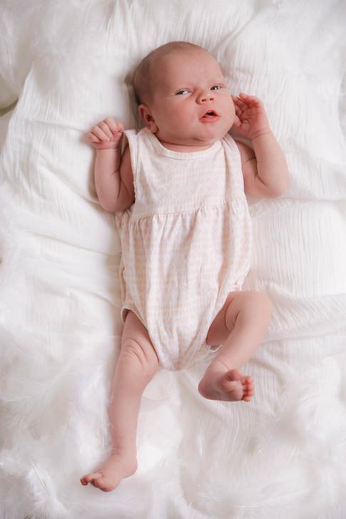 photo de bébé à domicile