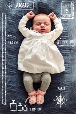 bébé nouveau né photo paris asnières