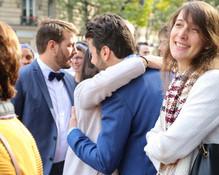 mariage mairie du 15 eme, Paris