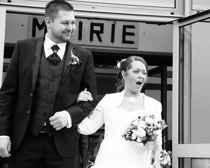 mariage à Le Thuit-Anger, Eure