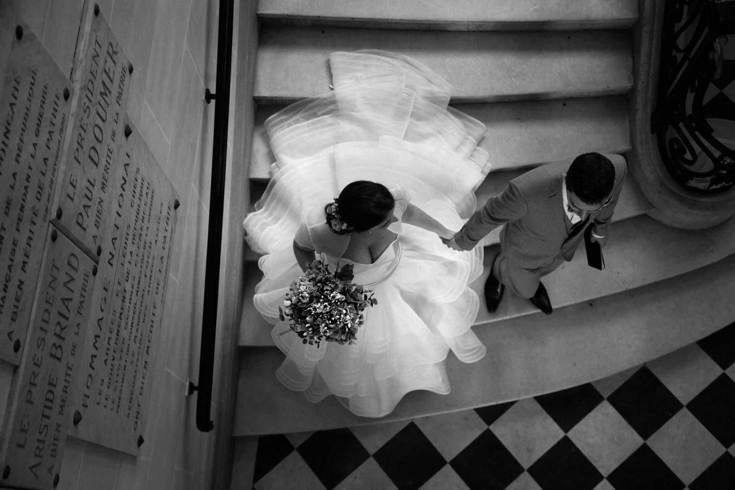 mariage-mairie-montrouge-escalier
