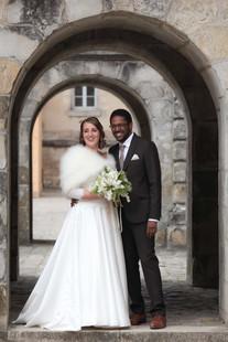Mariage au chalet du Moulin Chailly en Bière, Seine-et-Marne