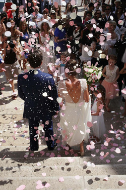 sortie-eglise-mariage-var