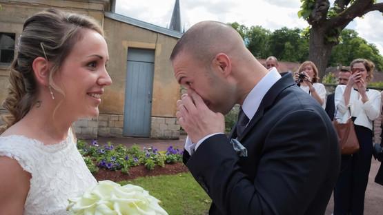 Mariage à l'Abbaye de Royaumont, Asnières sur Oise