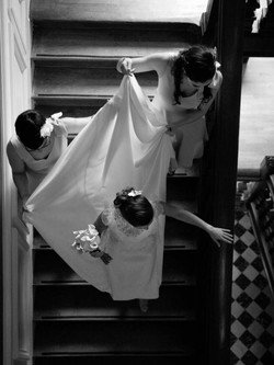 90-mariage-chateau-belmesnil-escalier