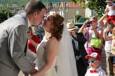 Reportage photo d'un mariage à Douville et dans les jardins de Claude Monet