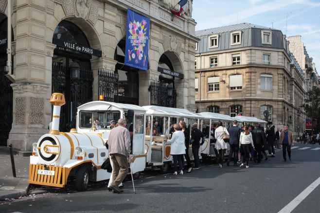 Promotrain - Les Petits Trains de Montmartre-mariage