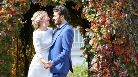 photo mariage vigne de montmartre