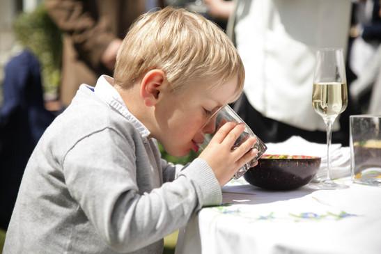 séance photo communion