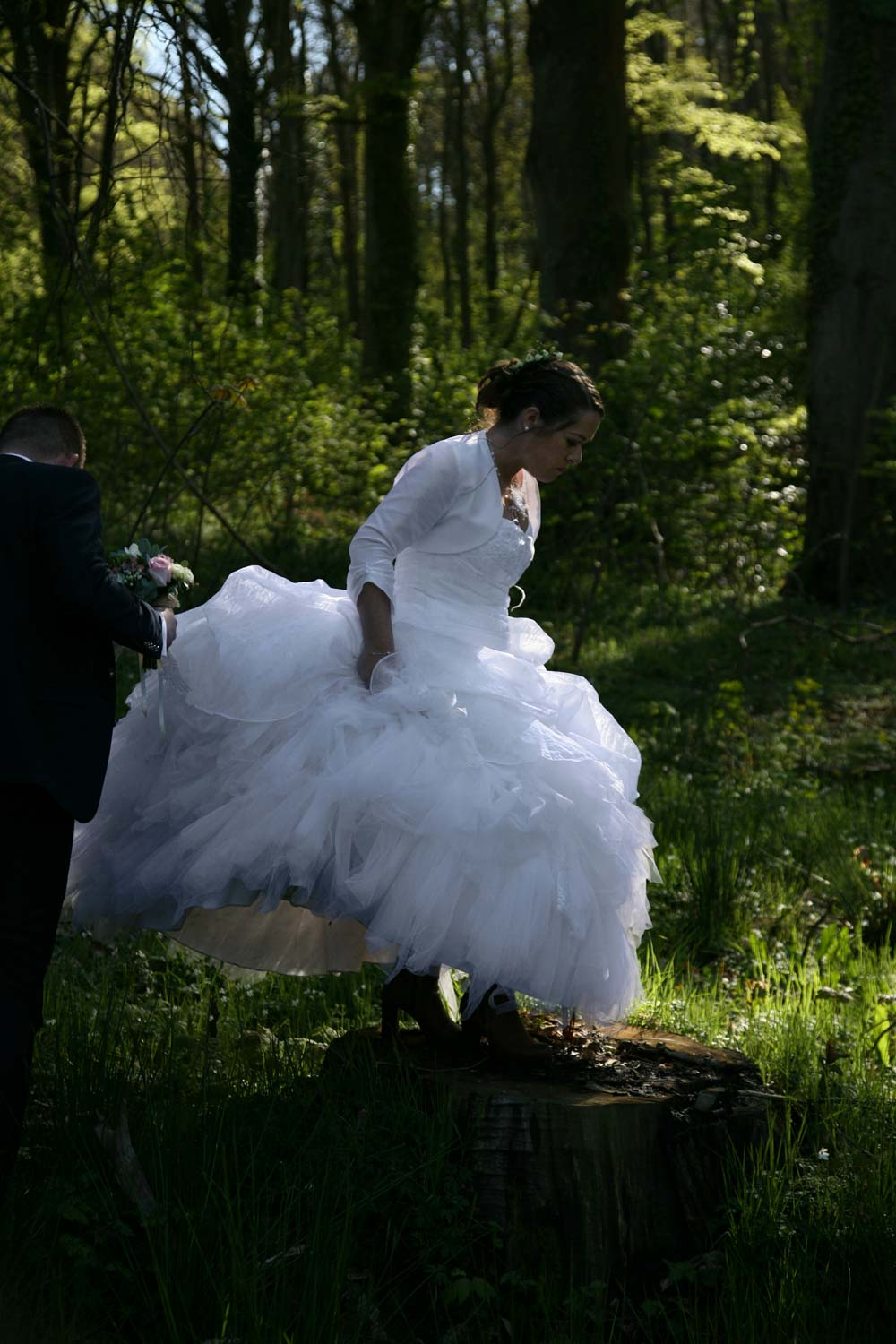 trash-the-dress-foret-etretat
