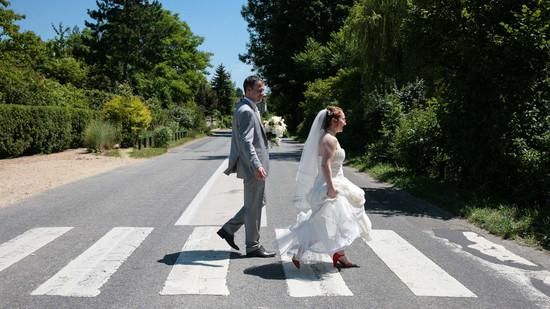 Reportage photo d'un mariage à Douville et dans les jardins de Claude MonetReportage photo d'un mariage à Douville et dans les jardins de Claude Monet